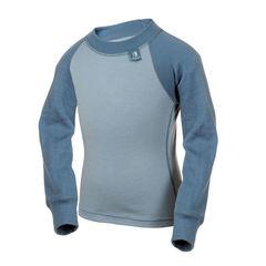 Janus Ridder Slitesterk термобелье двухслойное рубашка детская синяя
