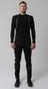 Nordski Active лыжный костюм мужской черный - 3