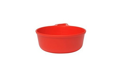 Wildo Kasa Bowl туристическая миска red