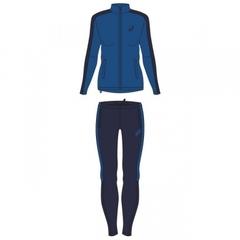 Asics Lined Suit спортивный костюм женский синий