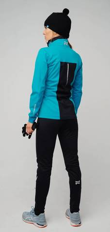 Nordski Pro разминочная куртка женская breeze
