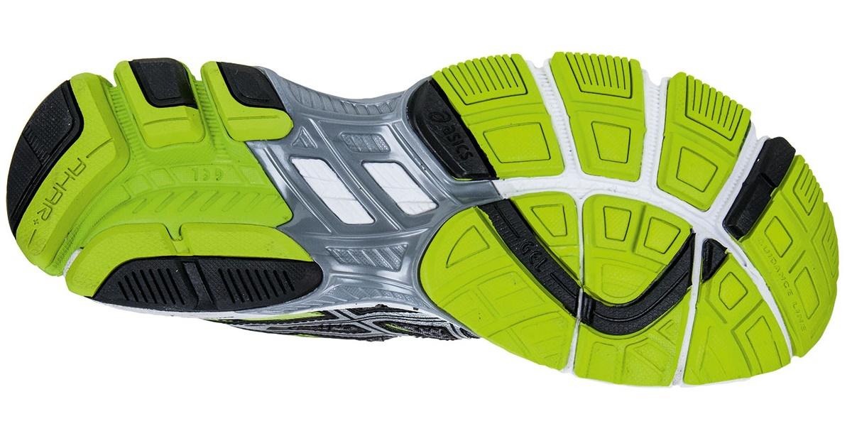 Кроссовки для бега Asics GT-1000 2 Мужские кроссовки для бега серые