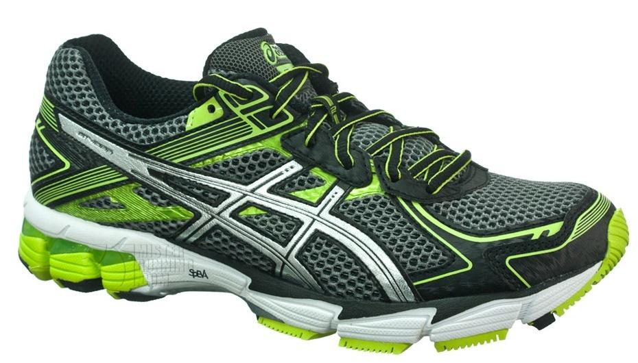 Кроссовки для бега Asics GT-1000 2 Мужские кроссовки для бега серые - 5