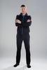Nordski Zip Base костюм мужской black-blue - 1