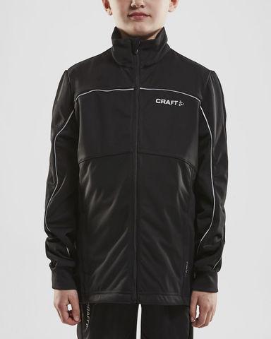 Craft Warm детская лыжная куртка black