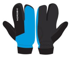 Nordski Jr Arctic WS лобстеры blue-black