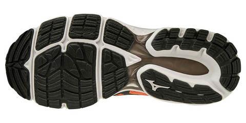 Mizuno Wave Inspire 16 беговые кроссовки мужские оранжевые-черные