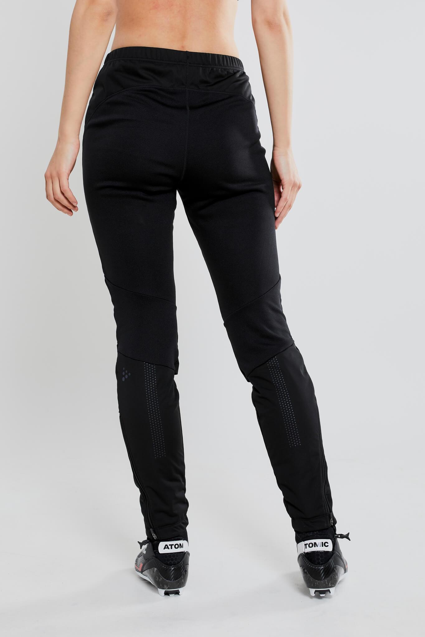 Craft Storm Balance лыжные штаны женские черные - 3