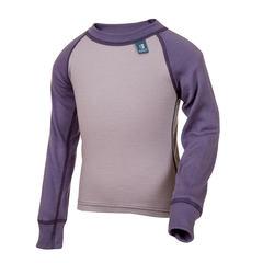 Janus Ridder Slitesterk термобелье двухслойное рубашка детская сиреневая