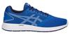 Asics Patriot 10 кроссовки для бега мужские синие-белые - 1