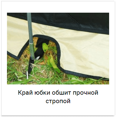 Alexika China House Alu тент палатка - 12