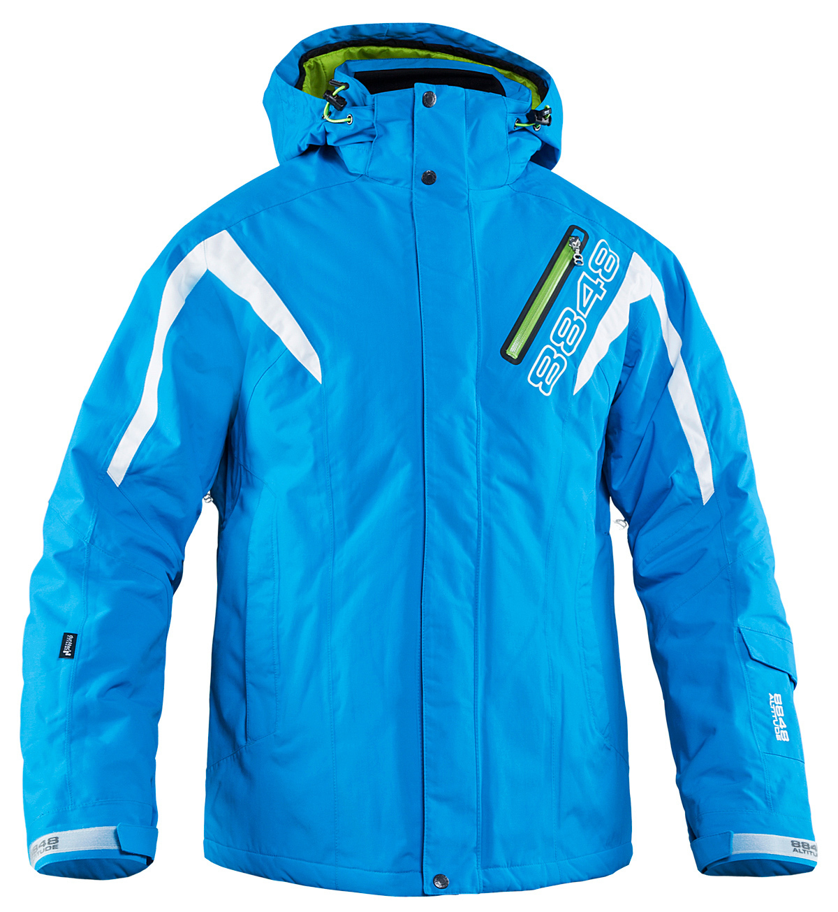 Горнолыжная куртка 8848 Altitude Phantom Turqouise