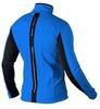 Victory Code Jr Speed Up разминочная лыжная куртка детская blue - 2
