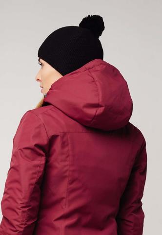 Nordski Knit лыжная шапка черная