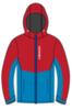 Nordski Montana Premium RUS утепленный лыжный костюм женский Red-blue - 2