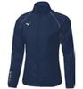 Mizuno Osaka Windbreaker куртка для бега мужская синяя - 2