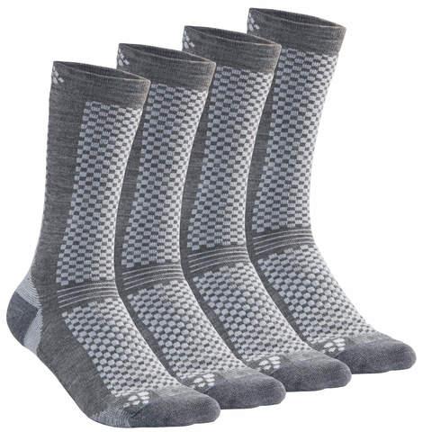 Craft Warm XC Mid комплект носков серый