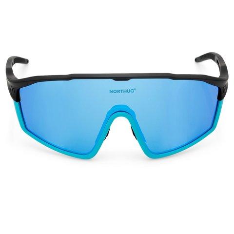 NORTHUG Sunsetter очки солнцезащитные black-blue