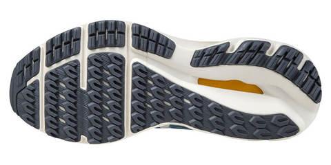 Mizuno Wave Inspire 17 кроссовки для бега мужские синие