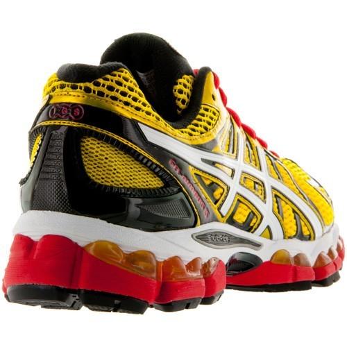 Кроссовки для бега Asics Gel-Nimbus 15 yellow мужские