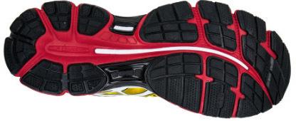 Кроссовки для бега Asics Gel-Nimbus 15 yellow мужские - 5