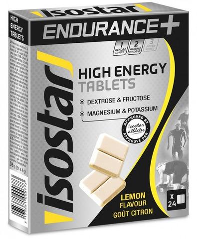 Isostar Energy Tablets шипучие таблетки lemon