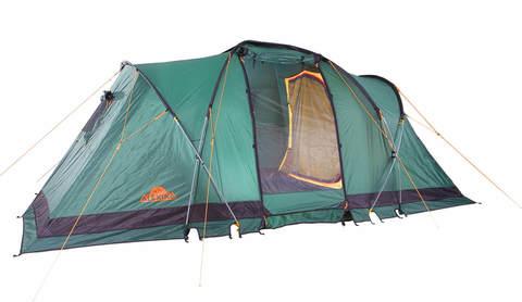 Alexika Indiana 4 кемпинговая палатка четырехместная