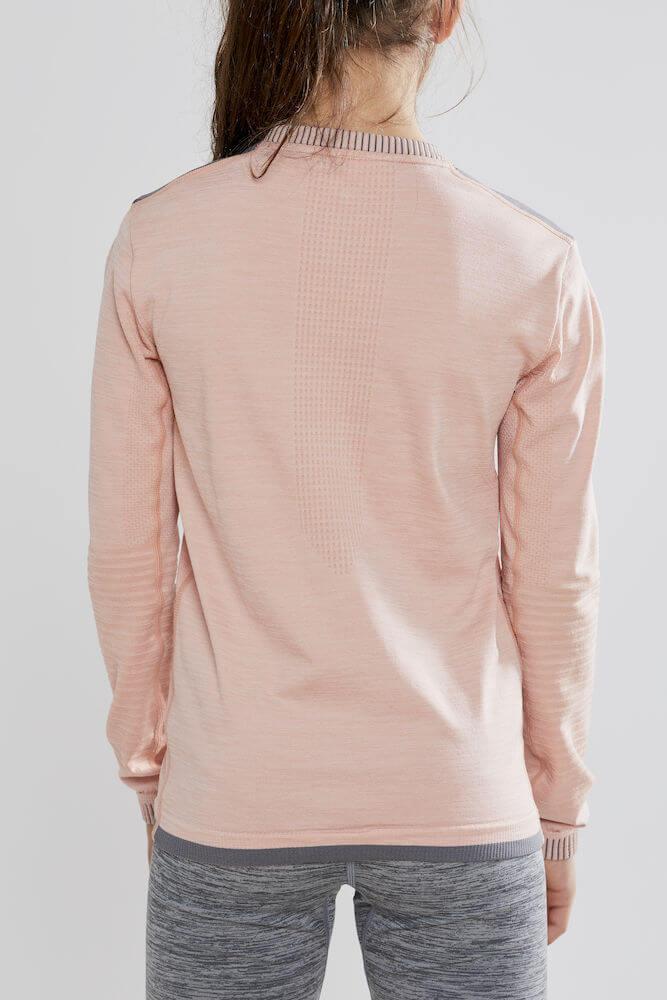 Craft Fuseknit Comfort детское термобелье рубашка - 2