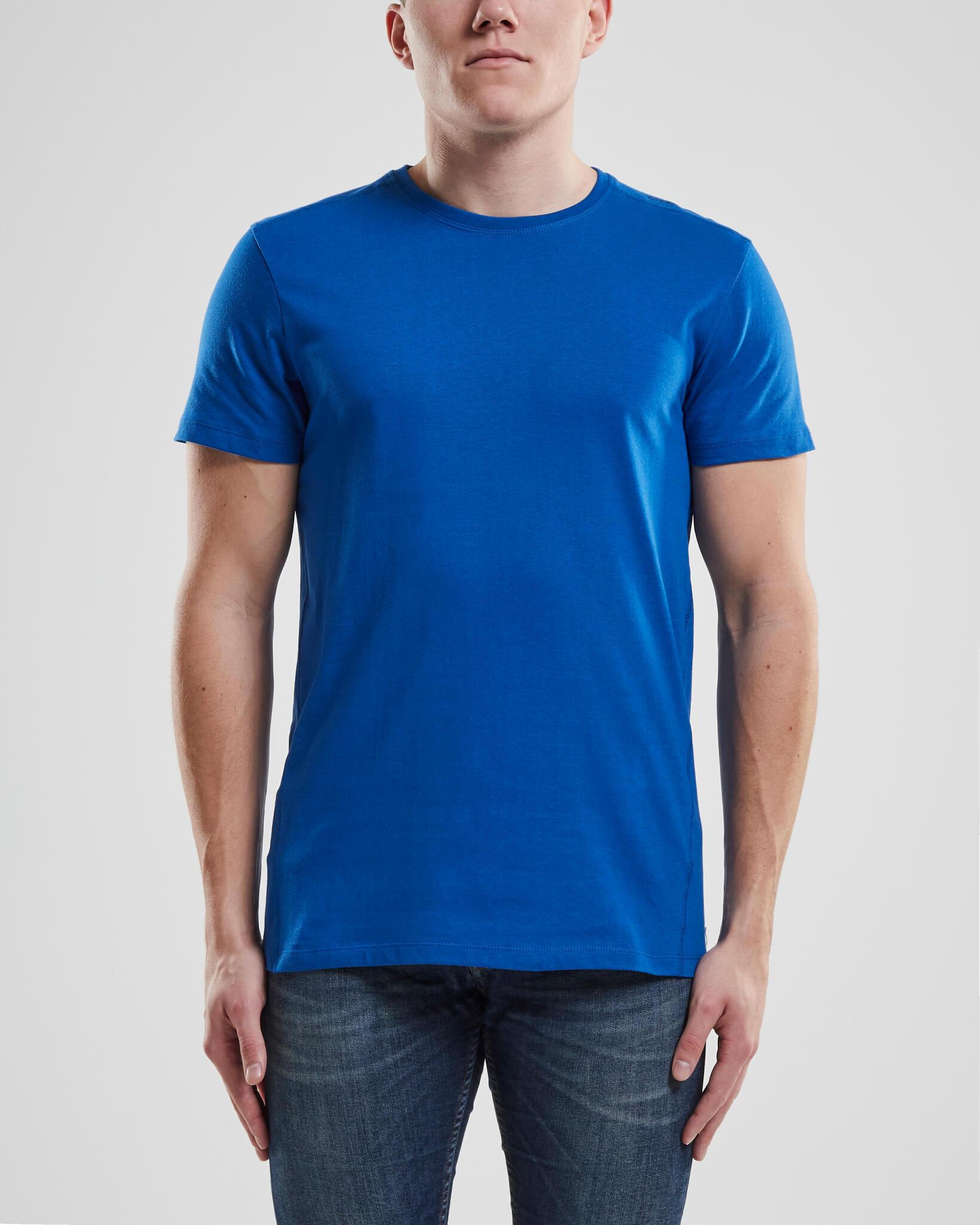 Craft Deft 2.0 футболка мужская blue - 2
