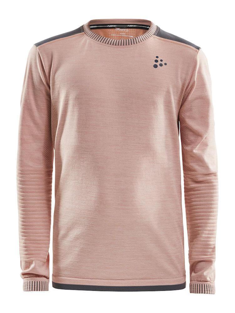 Craft Fuseknit Comfort детское термобелье рубашка - 6