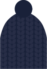 Nordski Knit лыжная шапка dark blue