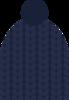 Nordski Knit лыжная шапка dark blue - 1