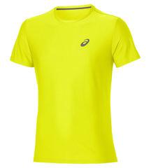 ASICS SS TOP мужская беговая футболка yellow