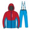 Nordski Montana Premium RUS теплый лыжный костюм мужской - 4