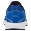 Asics Patriot 10 кроссовки для бега мужские синие-белые - 3