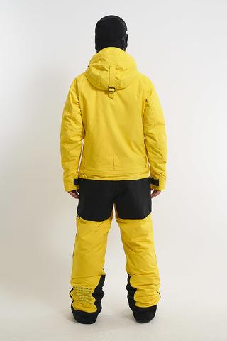 Cool Zone PROXY комбинезон сноубордический мужской желтый