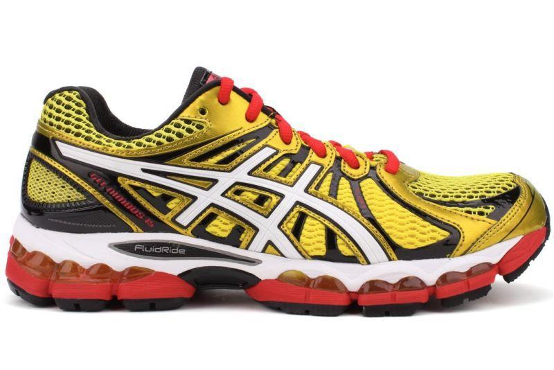 Кроссовки для бега Asics Gel-Nimbus 15 yellow мужские - 3