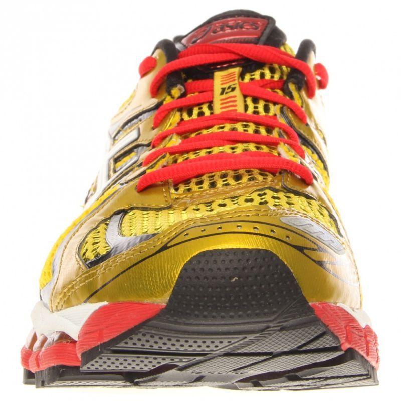 Кроссовки для бега Asics Gel-Nimbus 15 yellow мужские - 2