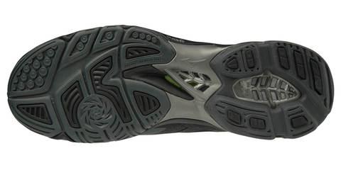 Mizuno Wave Lightning Z5 волейбольные кроссовки мужские черные