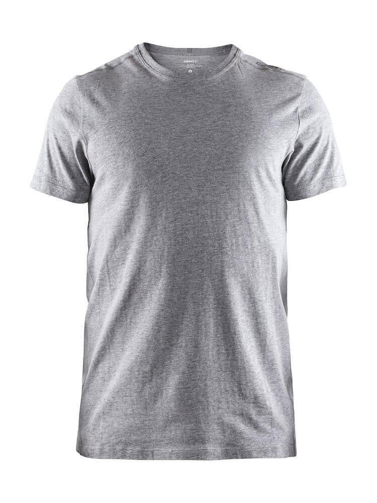 Craft Deft 2.0 футболка мужская grey - 1