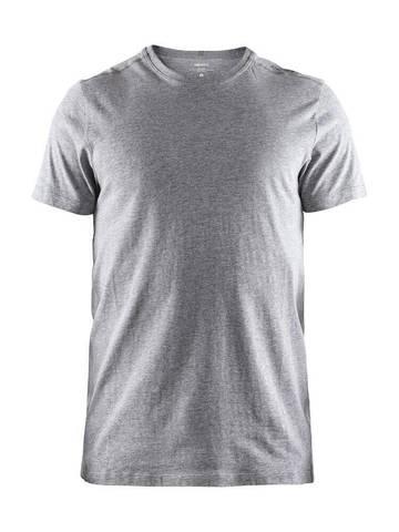Craft Deft 2.0 футболка мужская grey