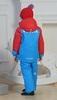 Nordski Kids National детский прогулочный костюм синий - 2