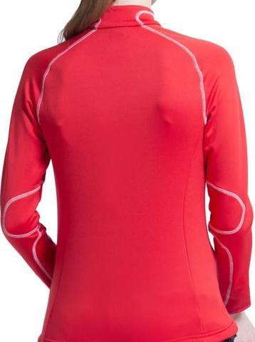 Odlo Sochi Outdoor толстовка женская красная