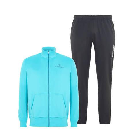 Nordski Zip Base спортивный костюм мужской dark breeze-grey