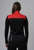 Nordski Active лыжный жилет женский red-black - 3