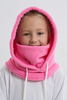 Балаклава флисовая Cool Zone светло-розовая - 4