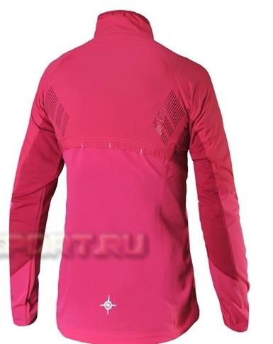 Куртка женская для бега Noname Pro Running Pink - 2