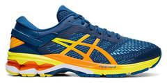 Asics Gel Kayano 26 кроссовки для бега мужские синие