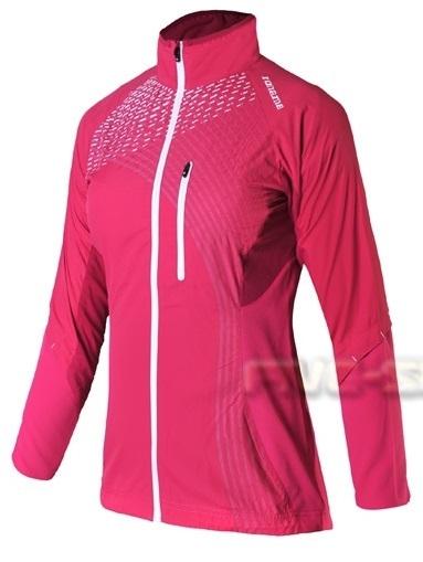 Куртка женская для бега Noname Pro Running Pink