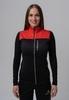 Nordski Active лыжный жилет женский red-black - 1
